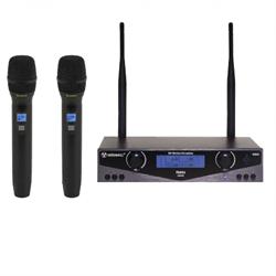 Radiowave UHM-802 микрофонная радиосистема