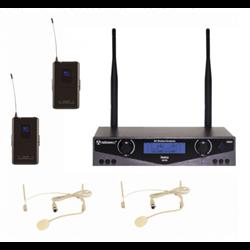 Radiowave UHS-802S - микрофонная радиосистема - фото 23093