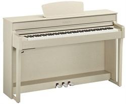 YAMAHA CLP-635WA цифровое пианино - фото 23328