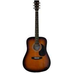 Акустическая гитара Fabio SA105 SB Фабио - фото 23850