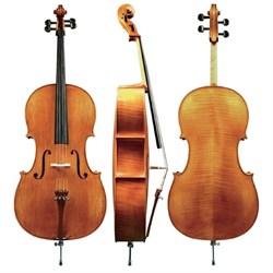 Gewa Concert Cello Georg Walther 4/4  виолончель мастеровая концертная 4/4 - фото 24049