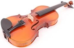 Mirra VB-290-4/4 Скрипка 4/4 в футляре со смычком - фото 24109