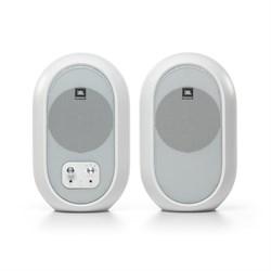 JBL 104SET-BTW - компактные референсные активные мониторы с Bluetooth, цвет белый - фото 24611