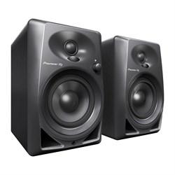 PIONEER DM-40 - Настольные мониторы для диджеев и продюсеров (пара) - фото 24621