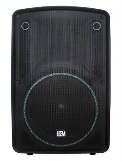 Leem ABS-15AL активная акустическая система, 300Вт, с подсветкой - фото 24802