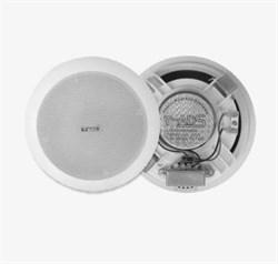 TADS DS-818 потолочный динамик для фоновой музыки, 5-10Вт - фото 24836