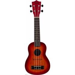 VESTON KUS100 SUNRISE - укулеле сопрано ВЕСТОН - фото 24849