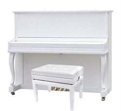 Sam Martin UP123 White Акустическое пианино - фото 24880