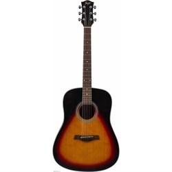 FLIGHT D-175 SB  акустическая гитара ФЛАЙТ - фото 25030