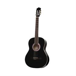 BARCELONA CG36BK 3/4 гитара классическая 3/4 черная Барселона