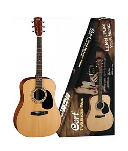 Cort CAP-810-OP Trailblazer Акустическая гитара + чехол Корт - фото 25038