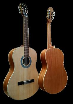 Sevillia IC-120H NA гитара классическая 4/4 СЕВИЛЬЯ - фото 25165