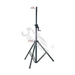 Soundking DB019B Стойка для акустической системы с лебедкой, нагрузка 80кг - фото 25241