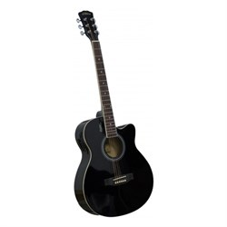 Электроакустическая гитара Elitaro E4040EQ BK - фото 25352