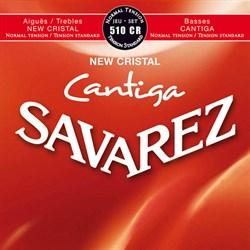 Savarez 510CR New Cristal нейлоновые струны