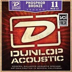 Dunlop DAP1152 Комплект струн для акустической гитары, фосф.бронза