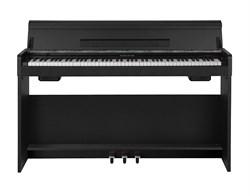 Nux Cherub WK-310-Black Цифровое пианино на стойке с педалями, черное - фото 25590