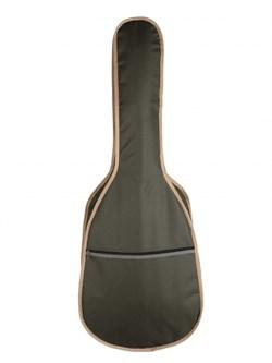 Lutner MLCG-22 — утепленный чехол для классической гитары 4/4, оливковый, Лютнер