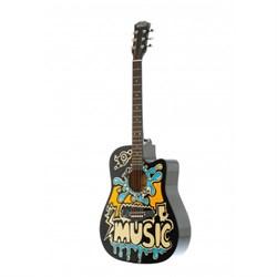 Belucci BC4140 1566 (MUSIC) гитара акустическая БЕЛУЧЧИ - фото 25729