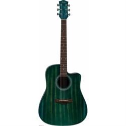 FLIGHT D-155C MAH BL акустическая гитара Флайт