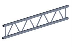 INVOLIGHT IFX29-100 - ферма плоская, прямая, 1 м, 290 мм, труба 50 мм - фото 26034