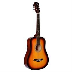FANTE FT-R38B-3TS Акустическая гитара Фанте