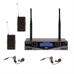 Radiowave UCS-802 микрофонная радиосистема - фото 26391