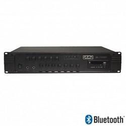 ZTX audio QG-7120AT трансляционный усилитель 100В 120Вт