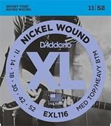 D`Addario EXL116