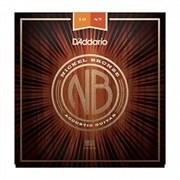 Струны металлические D'ADDARIO NB1047