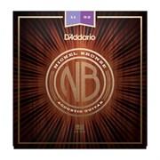 Струны металлические D'ADDARIO NB1152