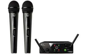 AKG WMS40 Mini2 Vocal Set BD US45A