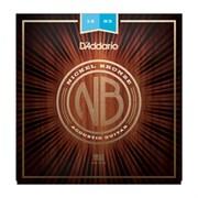 Струны металлические D'ADDARIO NB1253