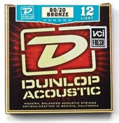 Струны металлические DUNLOP DAB1254