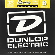 Струны для электрогитары DUNLOP DEN0838