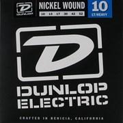 Струны для электрогитары DUNLOP DEN1052