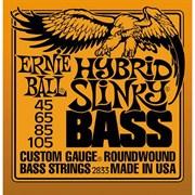 Струны для бас-гитары ERNIE BALL 2833