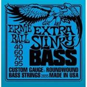 Струны для бас-гитары ERNIE BALL 2835