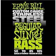 Струны для бас-гитары ERNIE BALL 2842