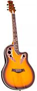 Электроакустическая гитара JAM FLAME-SB