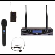 Radiowave UHH-800 микрофонная радиосистема