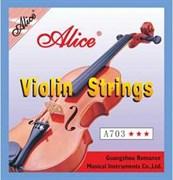 Alice a703A струны для скрипки