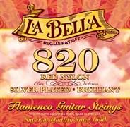 Нейлоновые струны LA BELLA 820