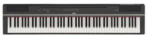 YAMAHA P-125B цифровое пианино