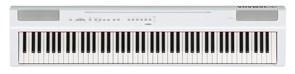 YAMAHA P-125wh цифровое пианино