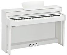 YAMAHA CLP-635WH цифровое пианино