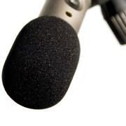 Ветрозащита для студийного микрофона