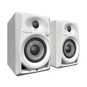 PIONEER DM-40-W - Настольные мониторы для диджеев и продюсеров (пара)