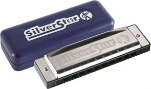 HOHNER Silver Star 504/20 A (M5041067) - губная гармошка