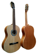 Sevillia IC-120H NA гитара классическая 4/4 СЕВИЛЬЯ